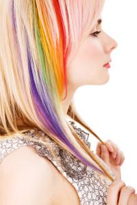 Wunderschöne Farbsträhnen für jeden Haartyp
